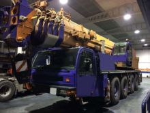 1999 PPM ATT 900 mobile crane