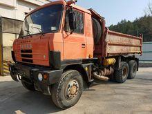 Used 1989 TATRA 815