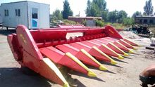 2008 OLIMAC Drago maize header