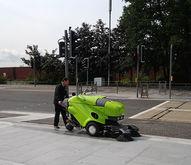GREEN MACHINES 414 road sweeper