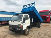 1993 TOYOTA DYNA 250 dump truck