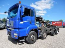 2007 MAN TGA 35.440 cable syste