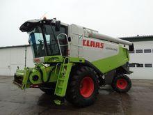 2007 CLAAS Lexion 540 combine-h