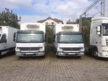 2006 MERCEDES-BENZ ATEGO 815 is