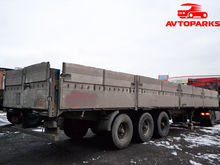 NARKO flatbed semi-trailer