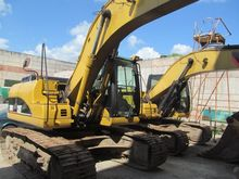 2006 CATERPILLAR 318C tracked e