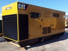 2007 CATERPILLAR 3412 generator