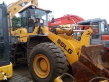 2008 SDLG LG956L wheel loader