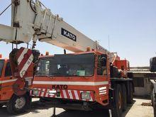 1992 KATO KA 400 E mobile crane