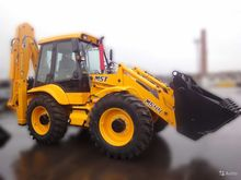 2013 MST M544 backhoe loader