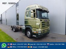 Used 2005 SCANIA R58