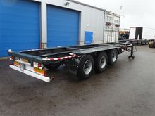 1990 40FT GENSET container chas