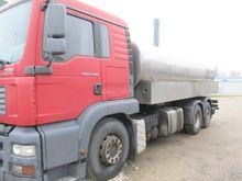 2006 MAN TGA 26.390 6x2 milk ta