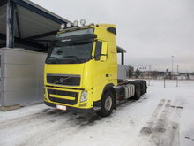 VOLVO FH13 480 chassis truck