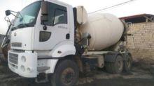 2011 FORD CARGO 3535M concrete