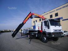 Used IVECO trakker 1