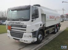 Used 2005 DAF fuel t