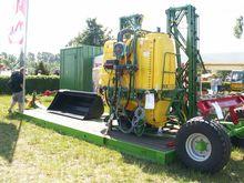 UNIA Rex 1218 mounted sprayer