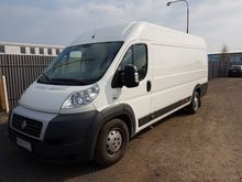 2012 FIAT Ducato MAXI closed bo