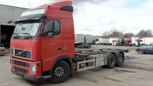 2008 VOLVO FH480 6x2 chassis ch