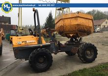 2007 TEREX PS6000 mini dumper