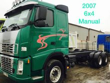 2007 VOLVO FH chassis truck