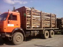 2011 KAMAZ 53228 timber truck