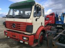 1995 MERCEDES-BENZ 2527 chassis