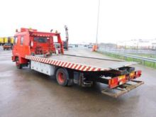 2003 MAN LE180C tow truck