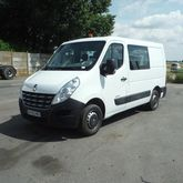 2013 RENAULT MASTER III L1H1 co
