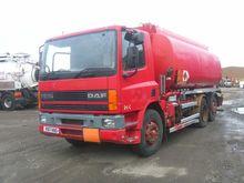 Used 2000 DAF FAN 75
