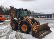 2011 CASE 695 ST backhoe loader