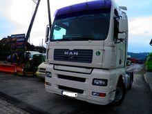 Used 2003 MAN TGA 18