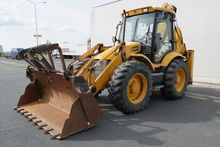 2005 JCB 4CX PC backhoe loader