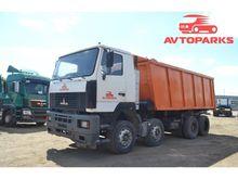 2012 MAZ 6516B9 dump truck