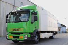 2010 VOLVO FL 240 closed box tr