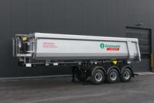 GRUNWALD Tipper semitrailer 27-