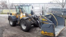 2005 WILLE 655 wheel loader