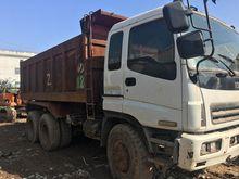 2012 ISUZU CXZ81K dump truck