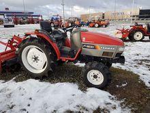 YANMAR F-200, tractors wheel tr