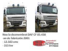 2001 DAF CF 85 430 tractor unit
