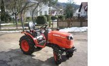 2016 KUBOTA B2420 mini tractor