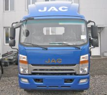 2017 JAC N120 chassis truck