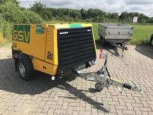 2017 KAESER M82 compressor by a