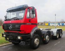 1998 MERCEDES-BENZ Actros chass