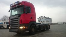 Used 2006 SCANIA R50
