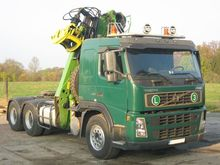 2004 VOLVO FM12 timber truck