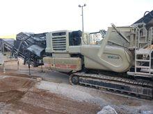 2013 METSO 1213S crushing plant