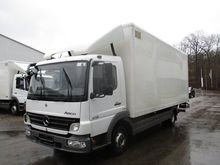 2009 MERCEDES-BENZ Atego 818 cl