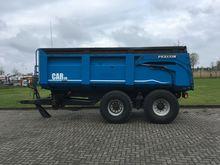 PEECON CAR-160 tipper trailer